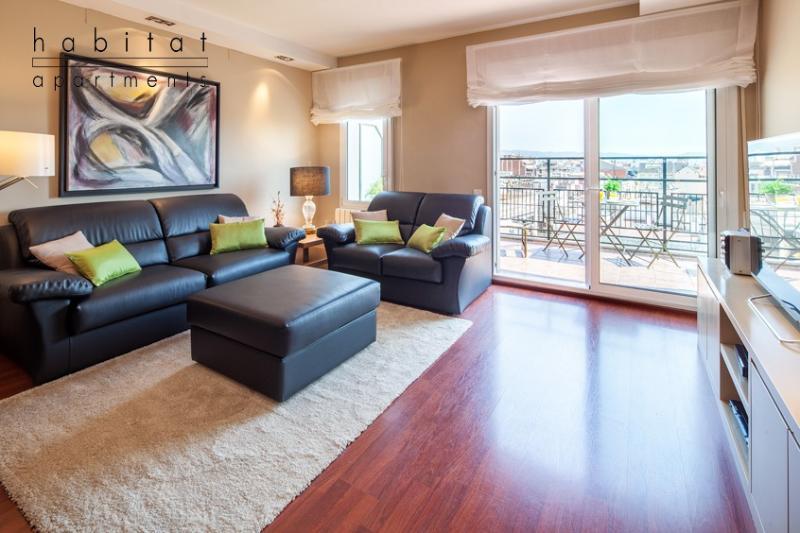 Tessa, 3 bedroom luxury apartment with terrace - Image 1 - Barcelona - rentals