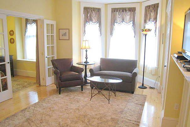 H-4F - Boston Short Term Apartments - Back Bay Suites - Boston - rentals