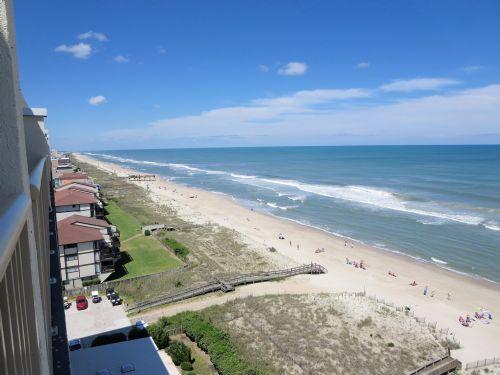North View - Pelican Watch 1107 - Carolina Beach - rentals