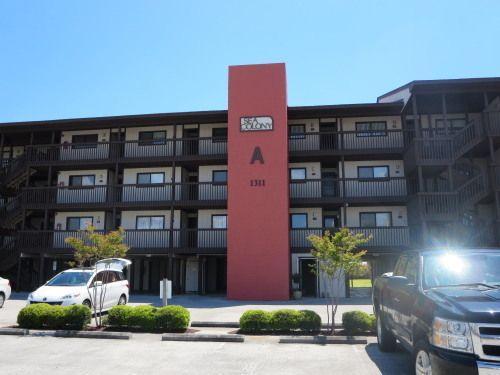 Exterior - Sea Colony 4A - Carolina Beach - rentals