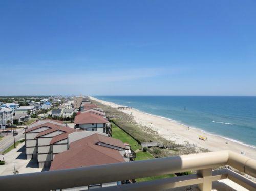 View - Pelican Watch 901 - Carolina Beach - rentals