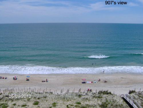 View - Pelican Watch 907 - Carolina Beach - rentals