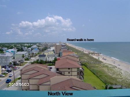 North View - Pelican Watch 1001 - Carolina Beach - rentals