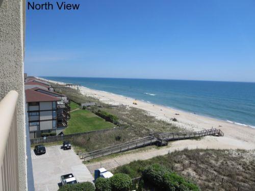 North View - Pelican Watch 603 - Carolina Beach - rentals