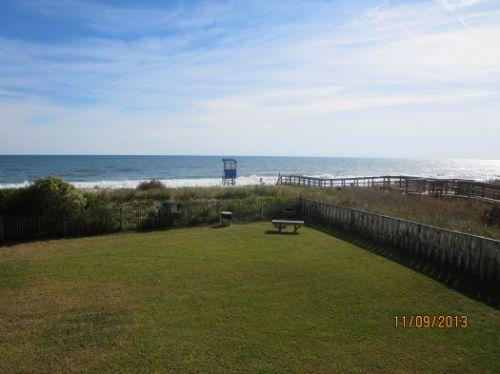 Main view - Sea Colony 13B - Carolina Beach - rentals