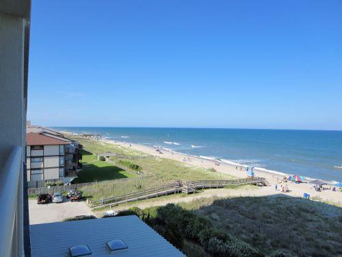 North View - Pelican Watch 504 - Carolina Beach - rentals