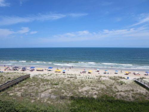 View - Pelican Watch 507 - Carolina Beach - rentals