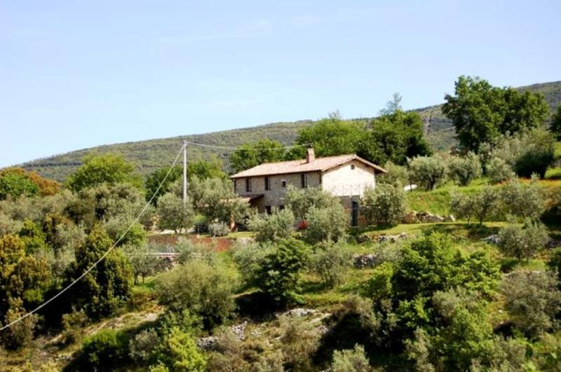 Detached villa with private pool near village - Image 1 - Montecchio - rentals