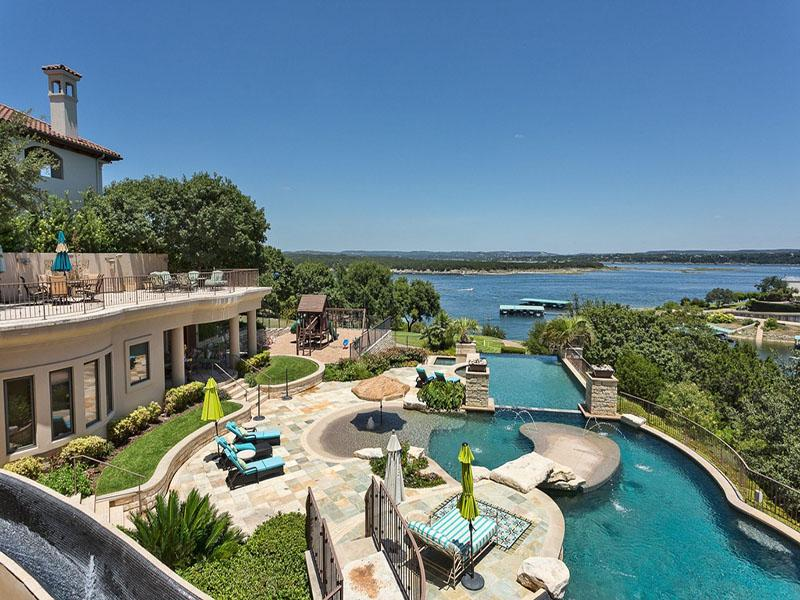 Villa Bella Largo - Villa Bella Largo with 3 Pools & Lake Access - Austin - rentals