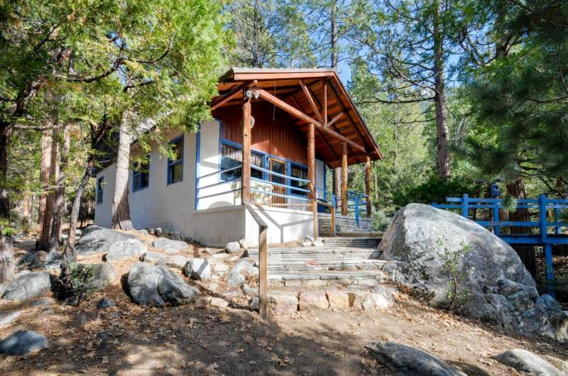 Rustic and cozy cabin in the woods - nestled in the mountains - Image 1 - Idyllwild - rentals