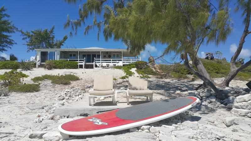 Fantastic Oceanfront Long Bay Beach Villa - Image 1 - Long Bay Beach - rentals