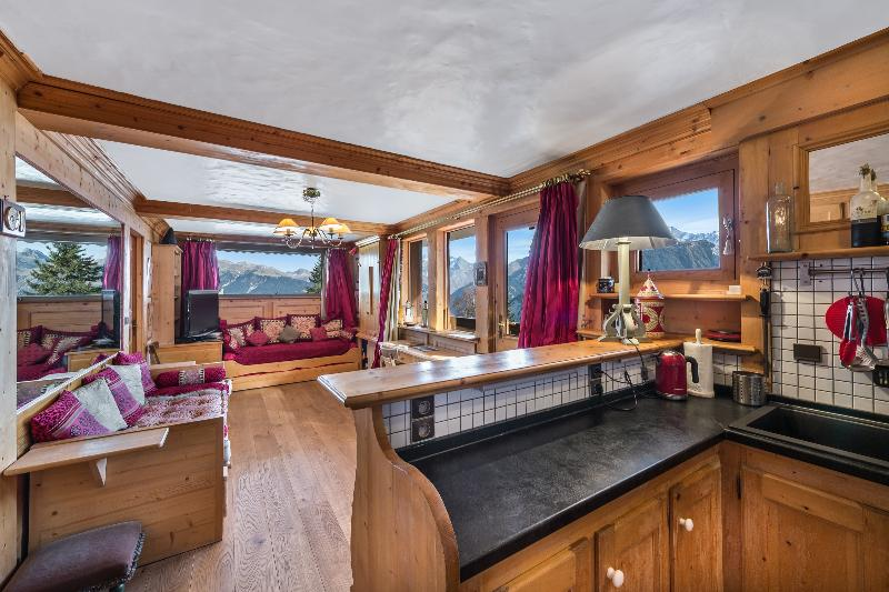 Apartment Monroe - Image 1 - Courchevel - rentals