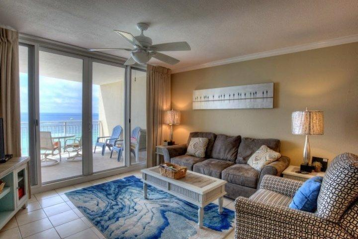 Plenty of space for your entire family - 1125 Emerald Beach Resort - Panama City Beach - rentals