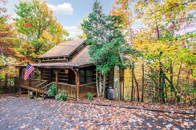 Smoky Mountain Cabin - Smoky's Mountain View Cabin - Gatlinburg - rentals