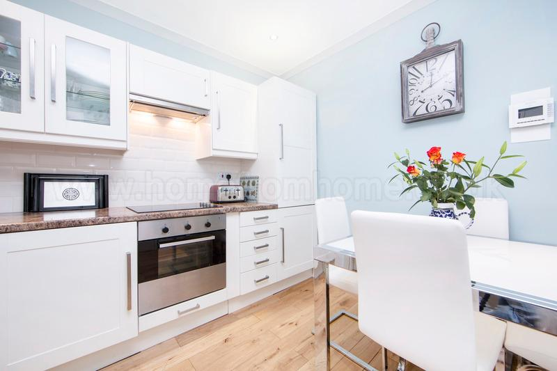 Beautifully decorated and comfortable one bedroom apartment just minutes from the river Thames - Image 1 - London - rentals