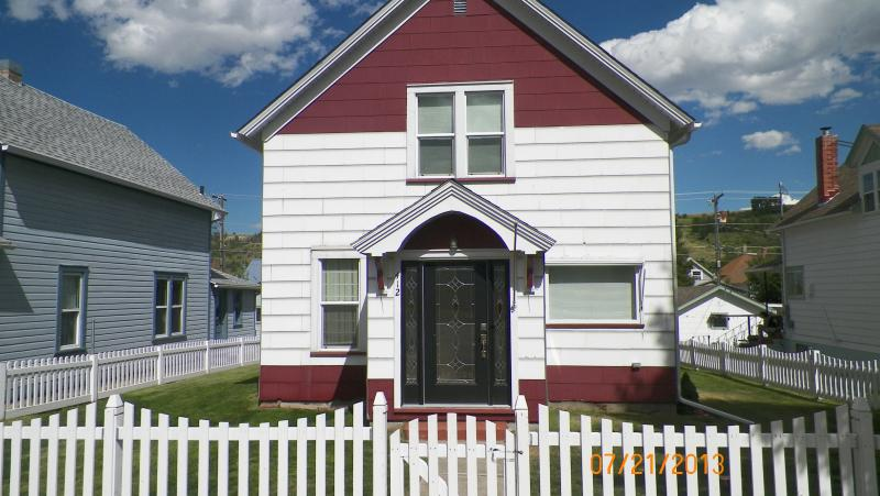 Front of home - Downtown Haven on Cloud 10 in Lively Red Lodge - Red Lodge - rentals