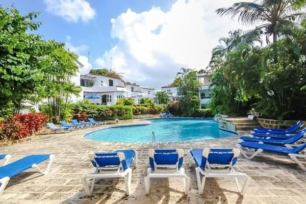 Short garden path to beach and pool. BS SEC - Image 1 - Barbados - rentals