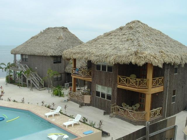 Building - 2 Bedroom Beachfront Villa at Captain Morgans - San Pedro - rentals