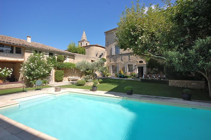 Jardin Fete - Image 1 - Cabrieres-d'Avignon - rentals