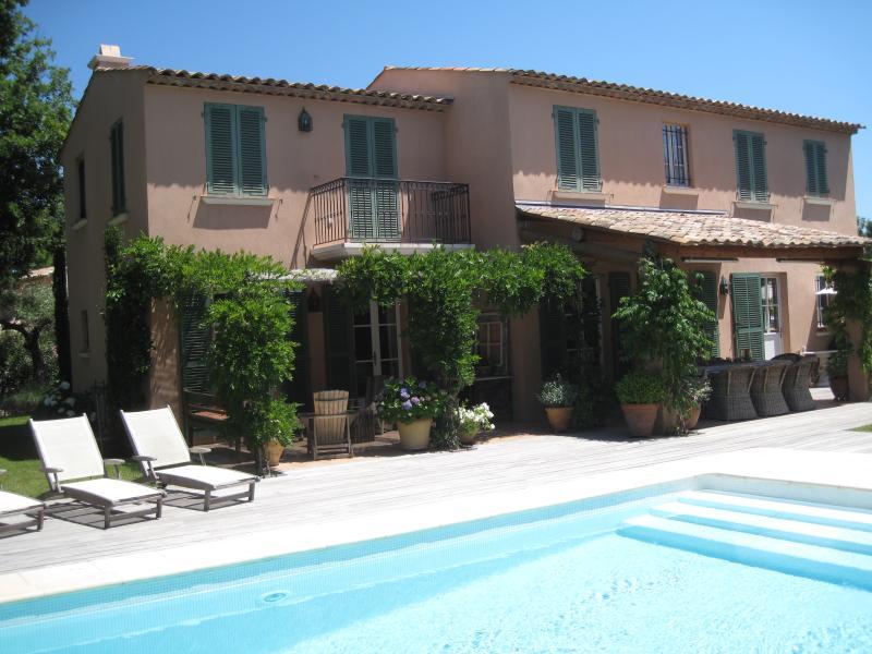 Villa Tropis - Image 1 - Saint-Tropez - rentals