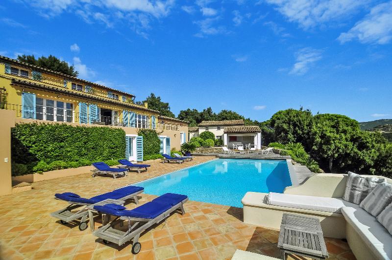 Villa Sar - Image 1 - Grimaud - rentals