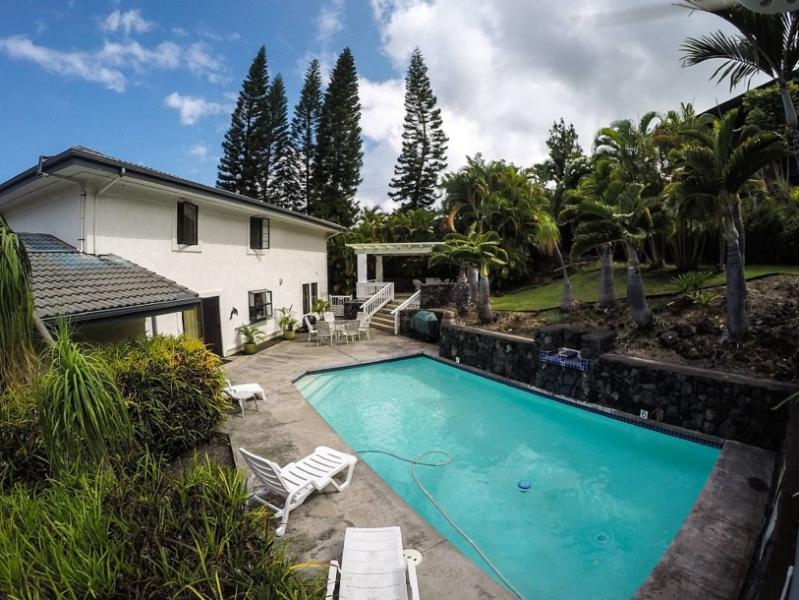 Solar Heated Pool - Melelina Hale- Book 6 nights and get the 7th Free! - Honalo - rentals