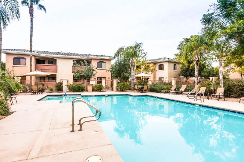 Pool heated to 85 degrees November through March - Escape to Desert Breeze at our 3-BR Condo in AZ! - Phoenix - rentals