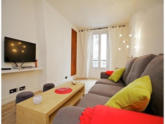 Rue Joseph Dijon - apt #268 (75018) - Image 1 - Paris - rentals