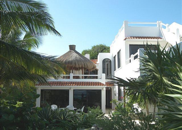 Villa Mayamor, - Image 1 - Akumal - rentals