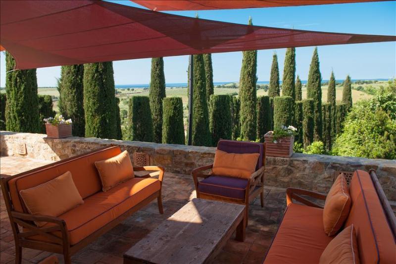 La Villa Speranza di Capalbio - Image 1 - Capalbio - rentals
