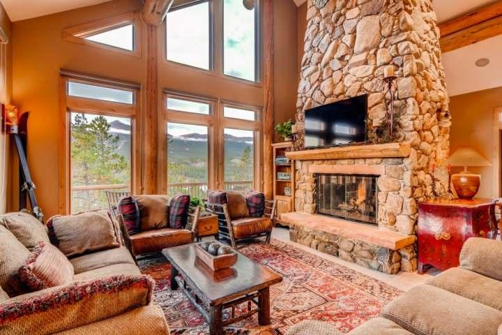 Aahhhhhhhhh! - 5-Star Luxury Single Family Home-5 min to Gondola-WoW Views from Hot - Breckenridge - rentals