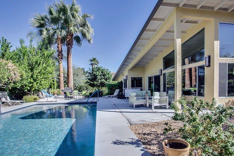 Scott`s Mid Century Modern Home - Image 1 - Palm Springs - rentals
