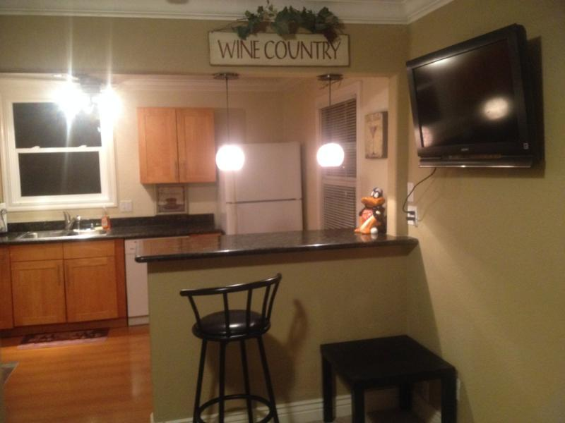 STYLISH 1 BEDROOM REDWOOD CITY APARTMENT - Image 1 - Redwood City - rentals