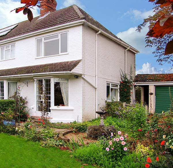 THE COTTAGE, a pet-friendly romantic cottage with garden in a rural location - Image 1 - Whitchurch - rentals