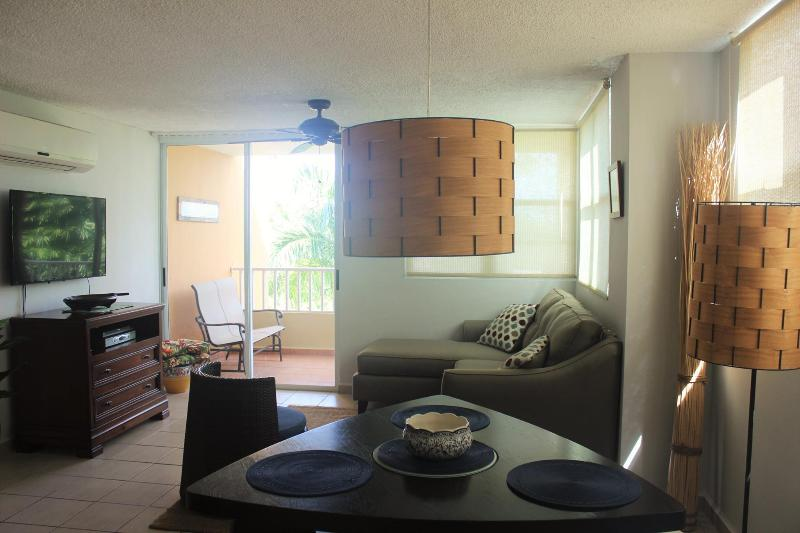 Landing View 206 - Steps from Sandy Beach - Image 1 - Rincon - rentals