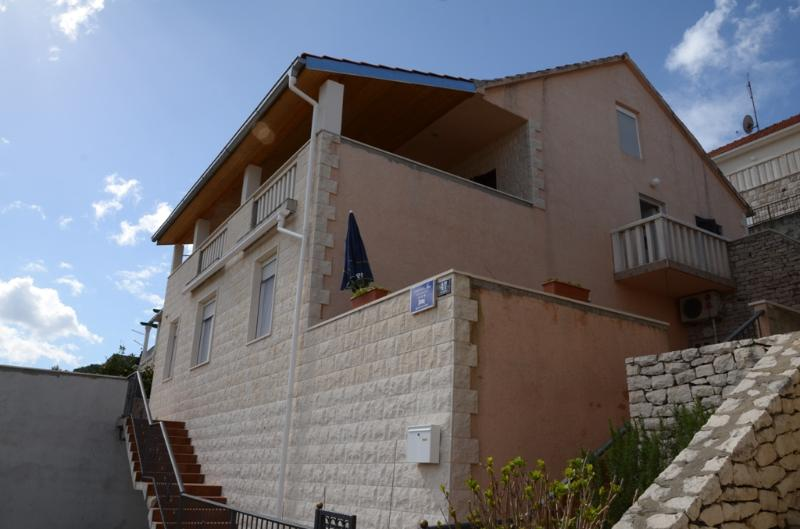 house - 7296 A2(4+1) - Postira - Postira - rentals
