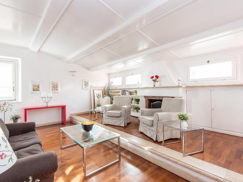 Enchanting Campo dei Fiori Terrace - Image 1 - Rome - rentals