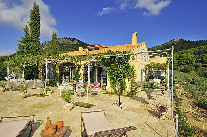 Villa Reve - Image 1 - Le Barroux - rentals