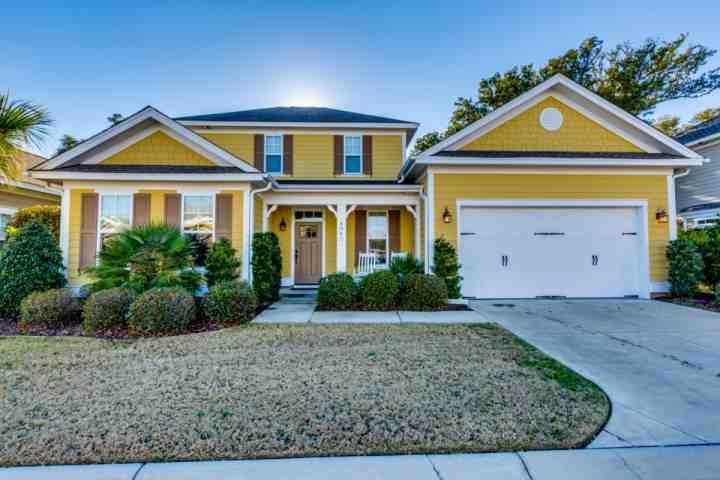 Lux 3BR 2.5BA North Beach Plantation House, 2.5 Acres Pools, Swim Up Bar - Image 1 - Myrtle Beach - Grand Strand Area - rentals