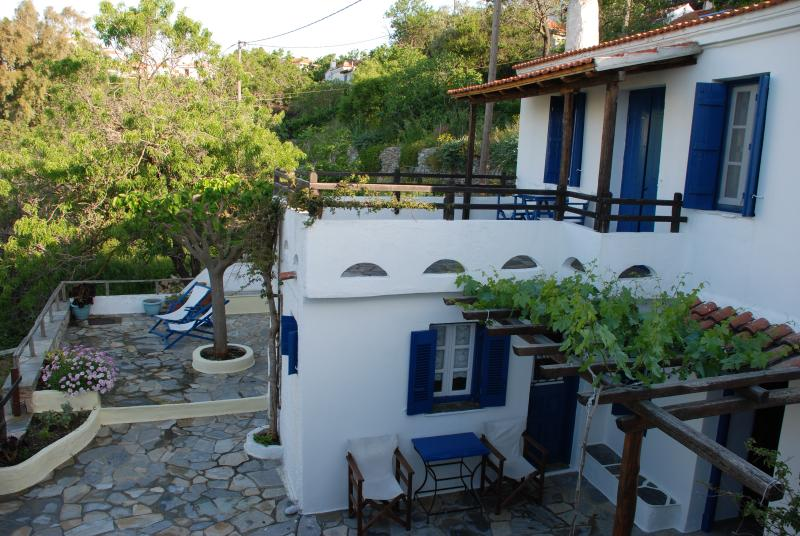 Elias House - Traditional Greek village house - Image 1 - Alonissos - rentals