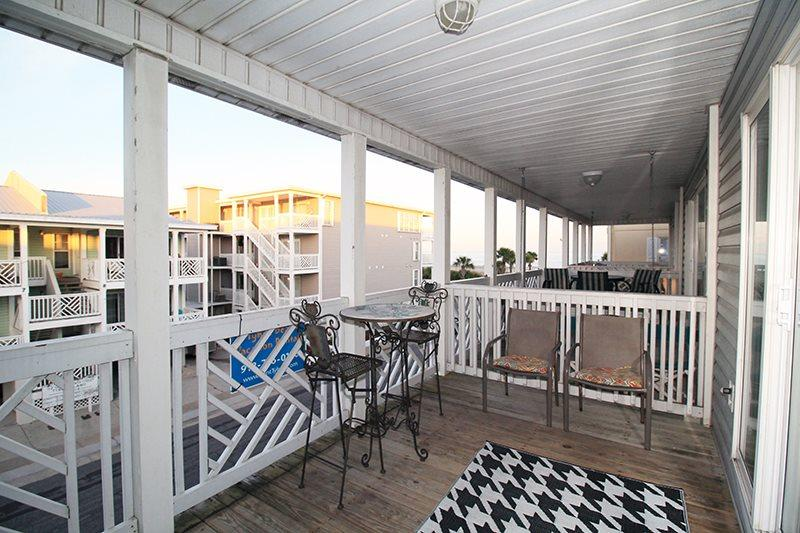South Beach Ocean Condos, South - Unit 7 - Just Steps to the beach - Ocean View - Image 1 - Tybee Island - rentals