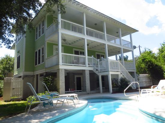 Tybee Oasis - rates listed are not accurate - Image 1 - Tybee Island - rentals