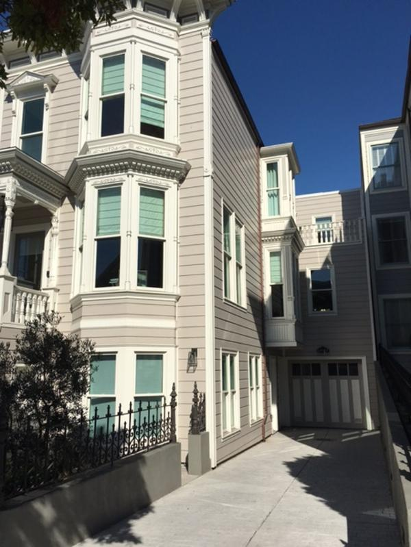 Furnished 2-Bedroom Apartment at Fillmore St & Sacramento St San Francisco - Image 1 - San Francisco - rentals