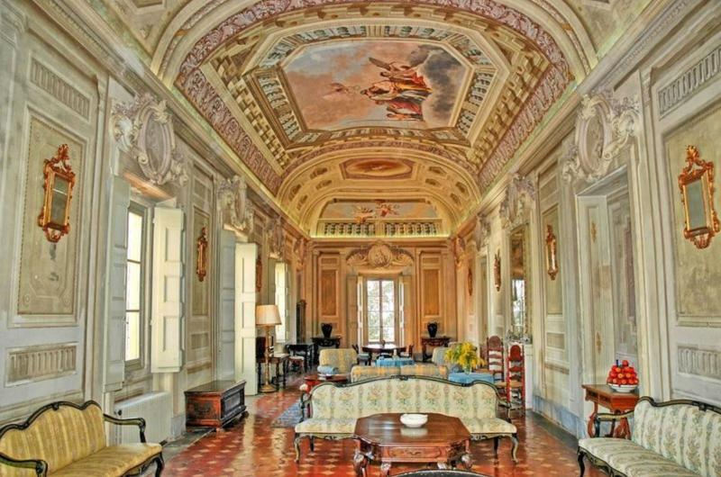 Tuscan Apartment in Historic Castle - Il Castello Freschi - Image 1 - Montespertoli - rentals