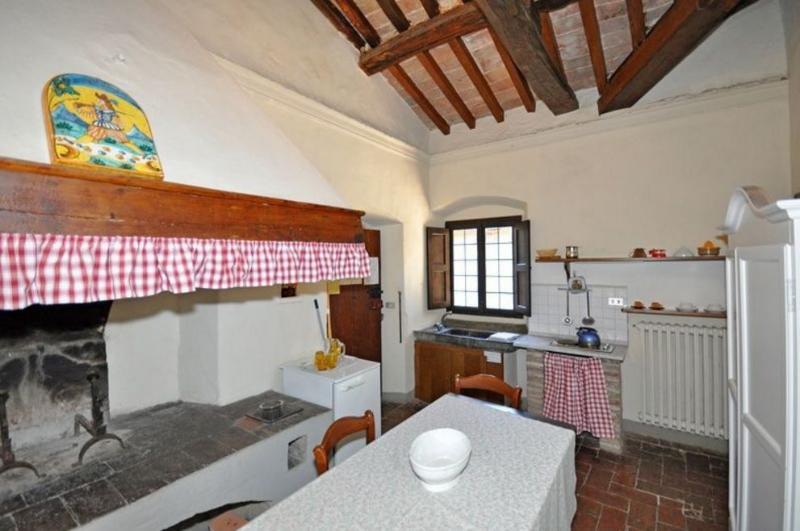 Tuscan Apartment in Historic Castle - Il Castello 25 - Image 1 - Montespertoli - rentals