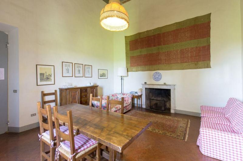 Tuscan Apartment in Historic Castle - Il Castello 35 - Image 1 - Montespertoli - rentals
