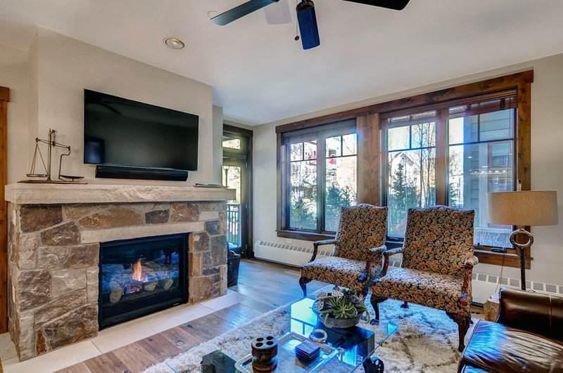 Perfectly Priced Breckenridge 1 Bedroom Walk to lift - WF109 - Image 1 - Breckenridge - rentals