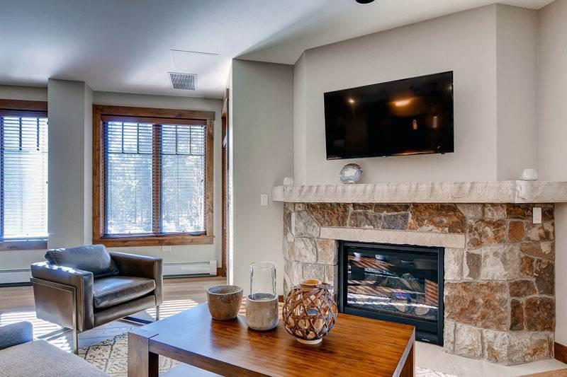 Perfectly Priced Breckenridge 3 Bedroom Walk to lift - WF208 - Image 1 - Breckenridge - rentals