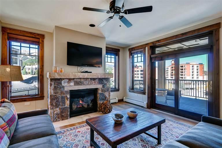 Perfectly Priced Breckenridge 4 Bedroom Walk to lift - WF311 - Image 1 - Breckenridge - rentals