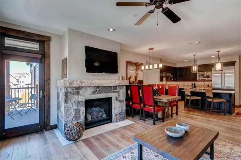Perfectly Priced Breckenridge 2 Bedroom Walk to lift - WF310 - Image 1 - Breckenridge - rentals